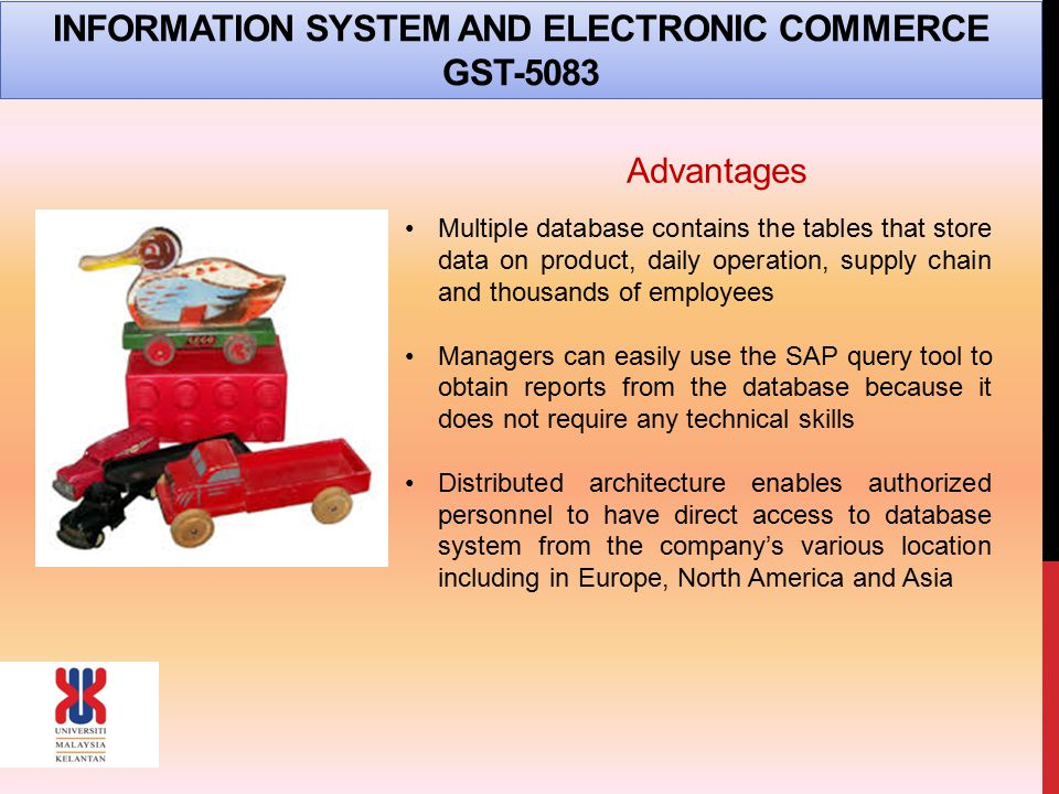 INFORMATION SYSTEM AND ELECTRONIC COMMERCE GST ppt download