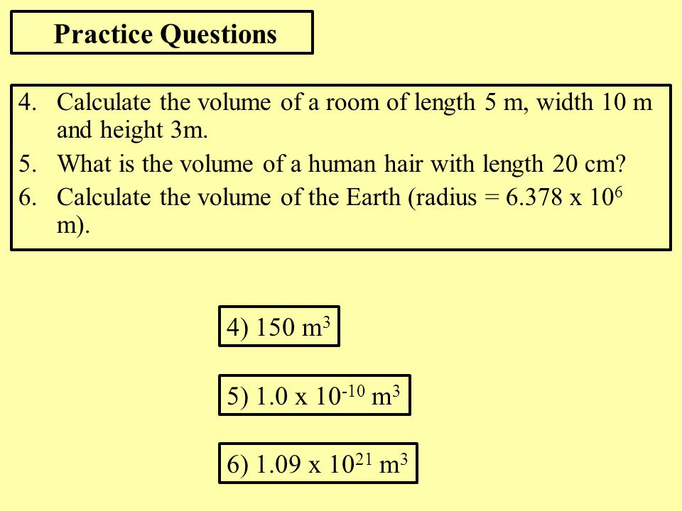 Topic 1: Physical Measurements - ppt video online download