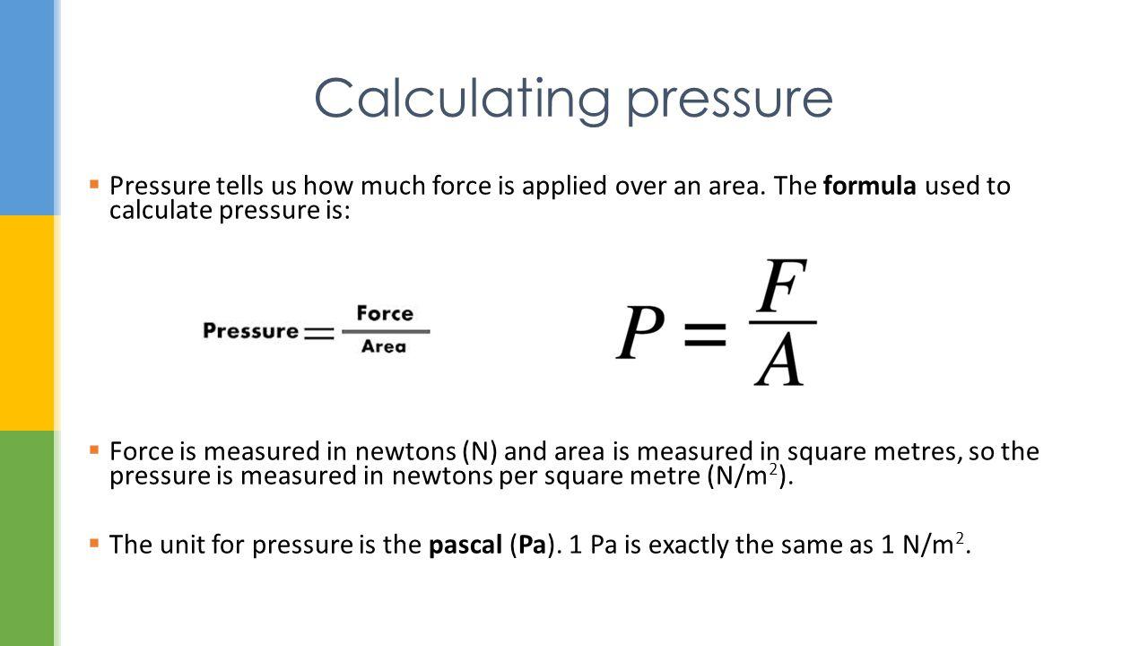 General thrust equation.