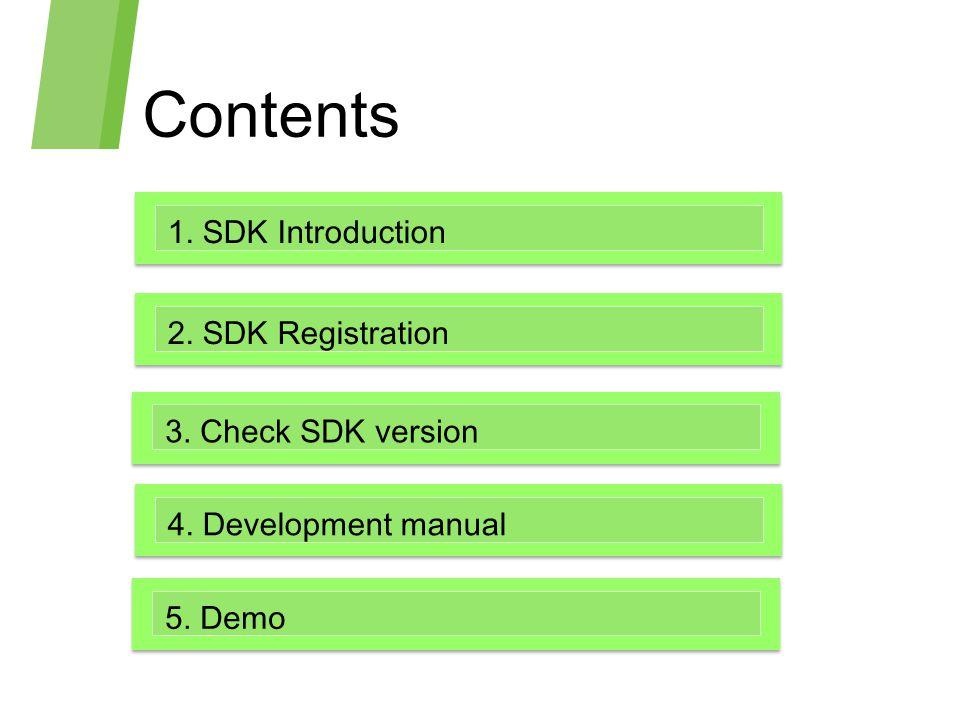 SDK introduction  - ppt video online download