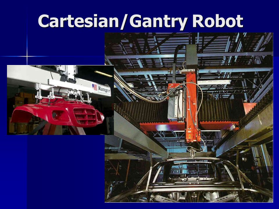 Robot Classifications by Manipulator - ppt video online download