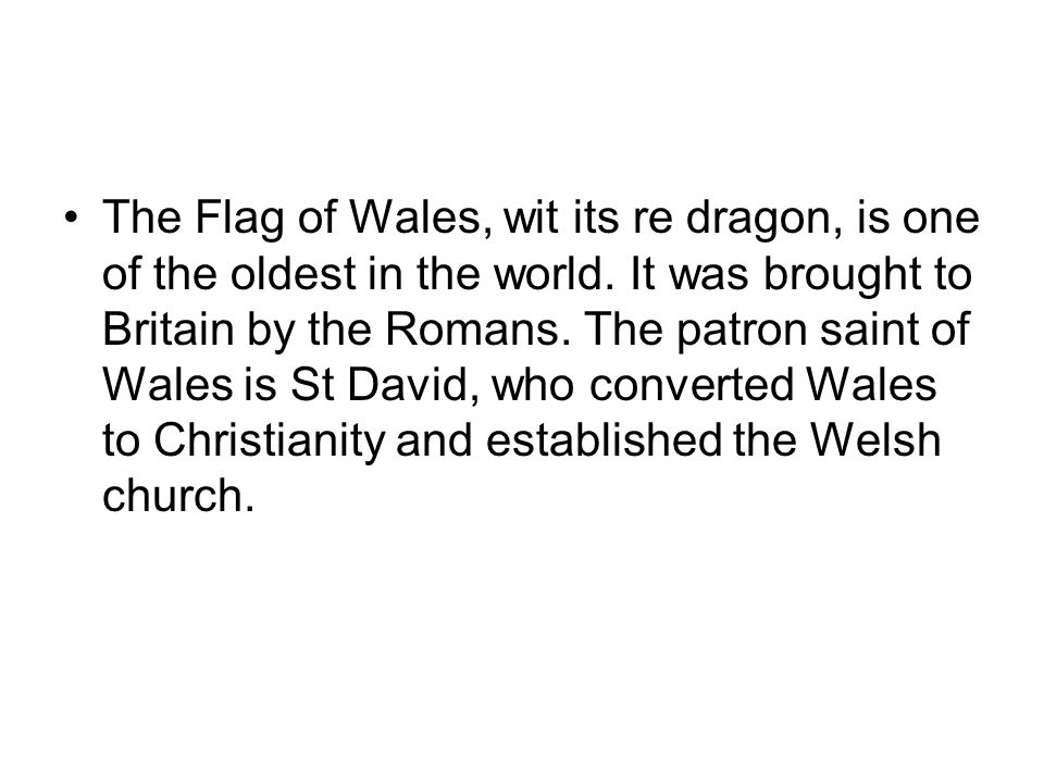 The History of Wales. - ppt video online download