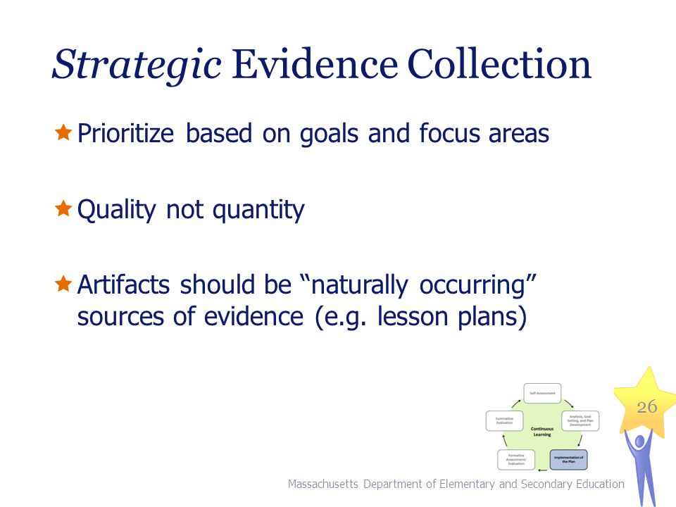 Strategic Evidence Collection