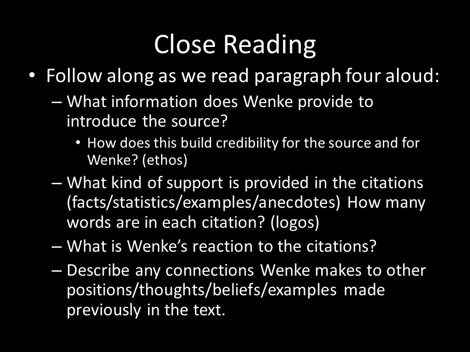 close reading of how soon hath A significant body of research links the close reading of complex text—whether the student is a struggling reader or advanced—to significant gains in reading proficiency and finds close reading to be a key component of college and career readiness.