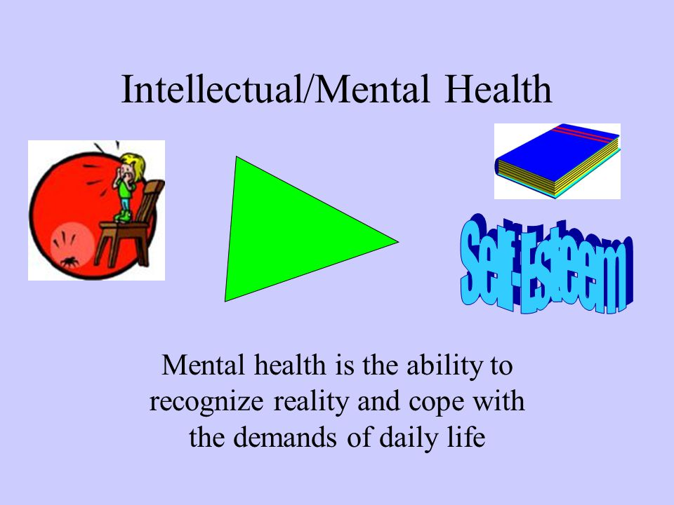 Intellectual/Mental Health