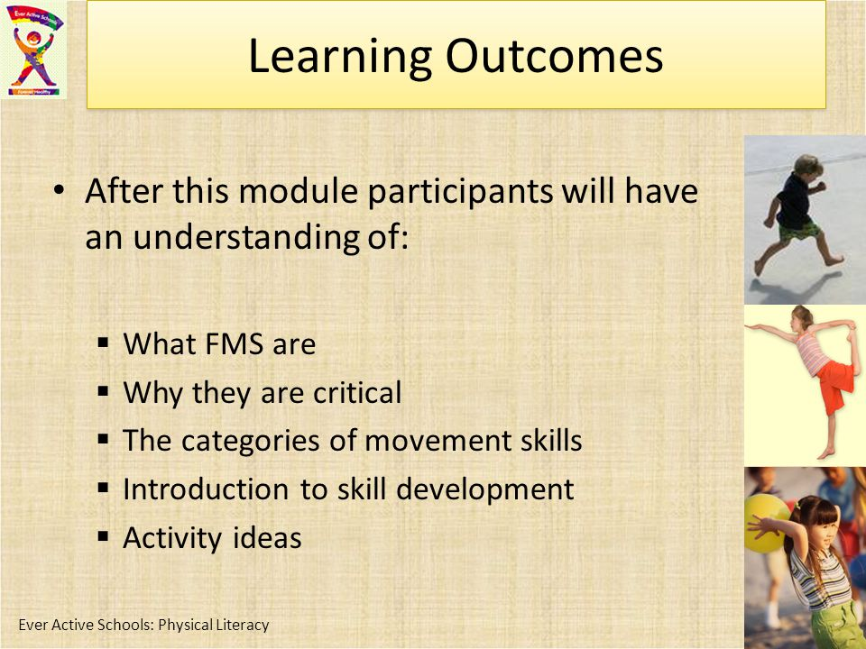Fundamental Movement Skills FMS Ppt Video Online Download