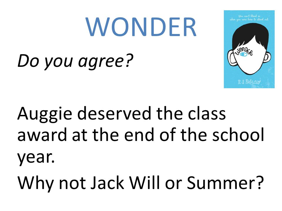 Wonder Book Quotes Interesting Be Sure To Cite A Quote From The Book Ppt Video Online Download