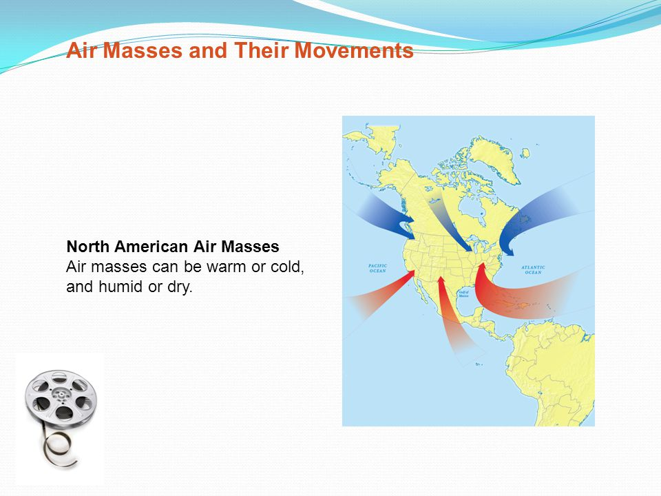 Air Masses and Their Movements