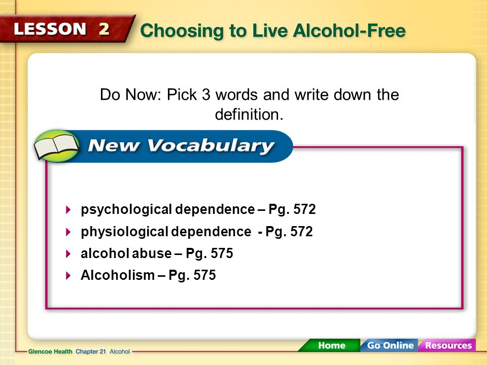 Do Now: Pick 3 words and write down the definition.