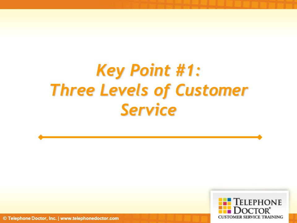 Proactive Customer Service - ppt download
