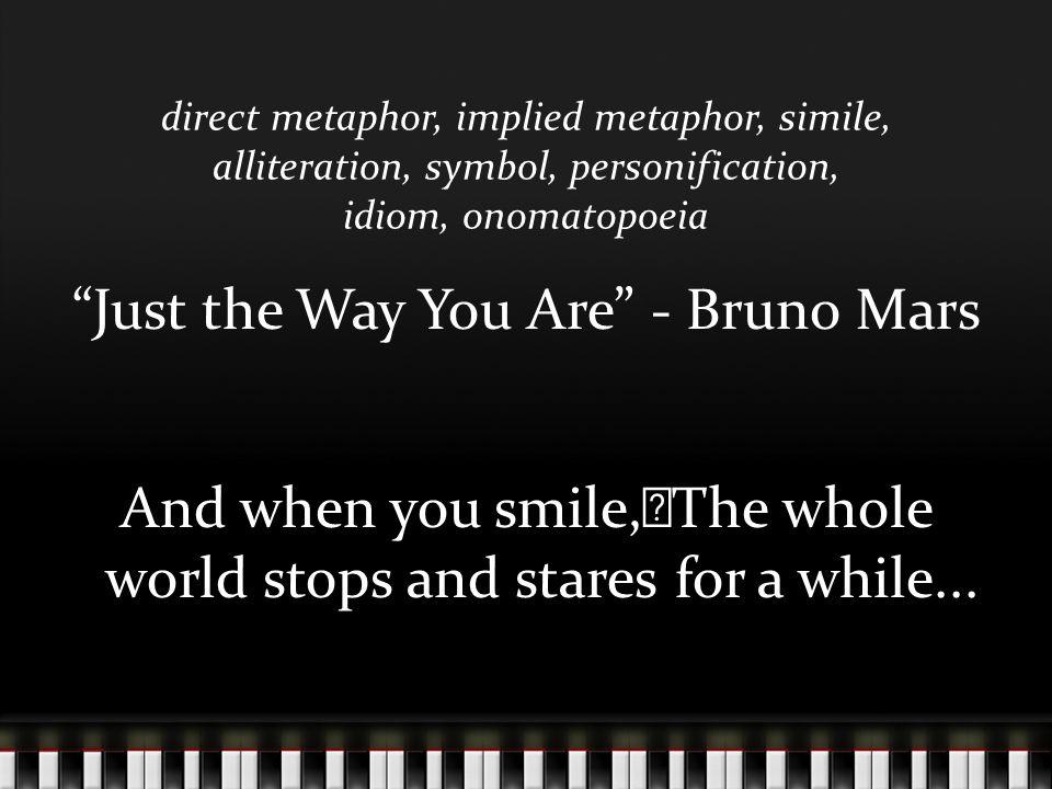 Identifying Figurative Language In Lyrics Ppt Video Online Download