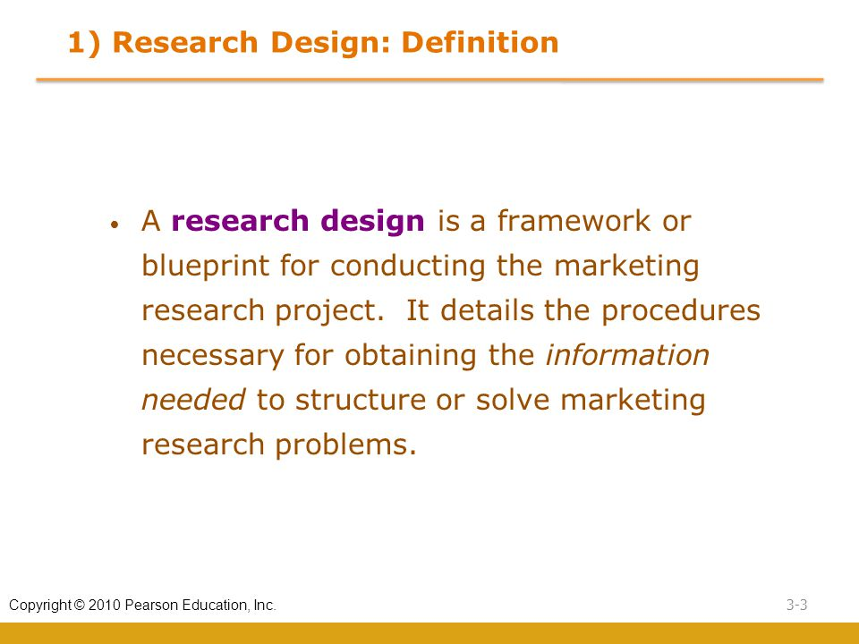 research design is a framework or blueprint The challenge is to design a process for successful product innovation - a process whereby new product projects can move quickly and effectively from the idea stage to a successful launch and beyond.