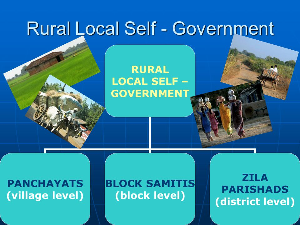 LOCAL SELF GOVERNMENT IN INDIA PDF DOWNLOAD