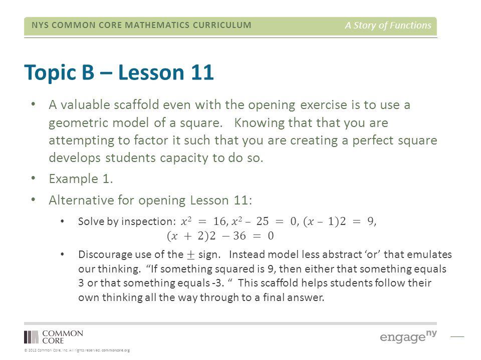 Grade 9 – Module 4 Module Focus Session - ppt download