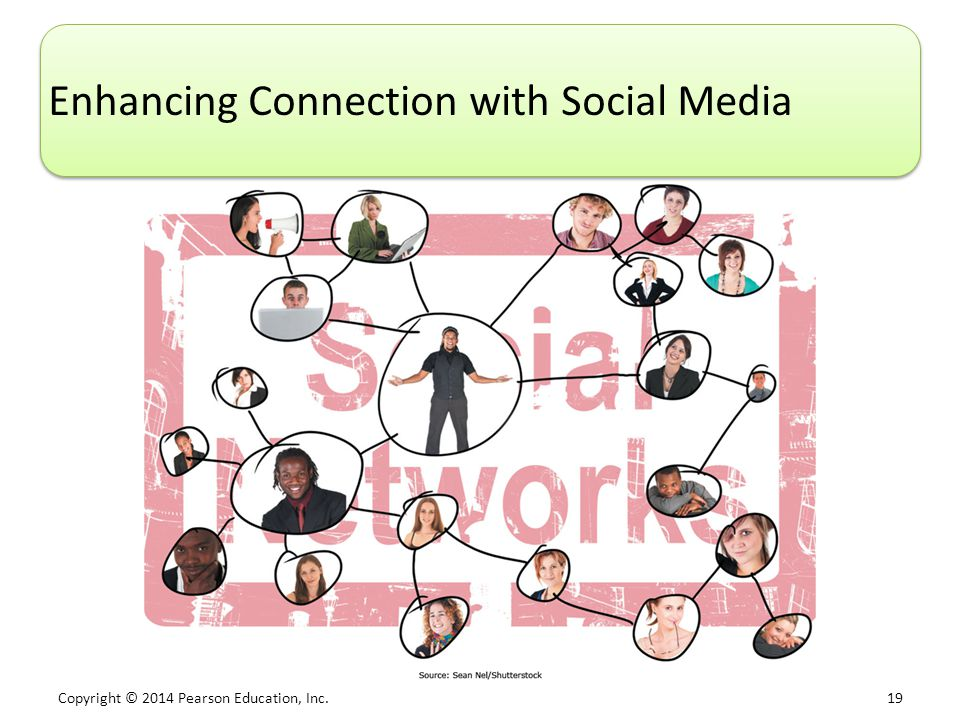 Enhancing Connection with Social Media