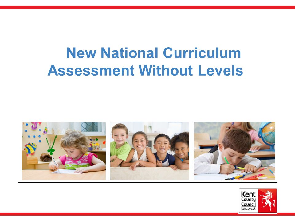 New National Curriculum Assessment Without Levels