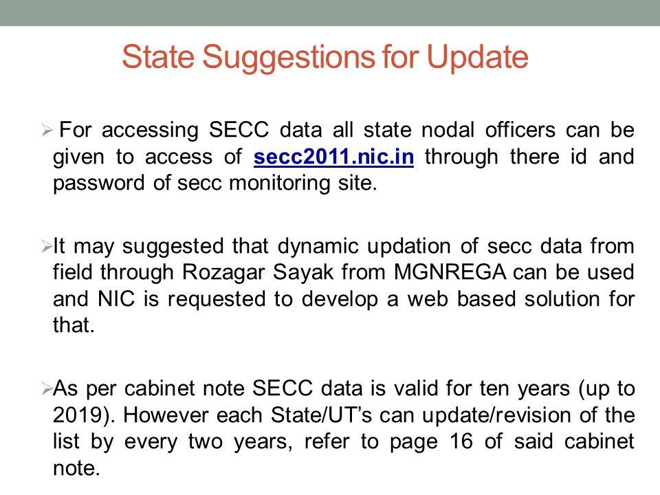 Socio Economic and Caste Census ppt video online download