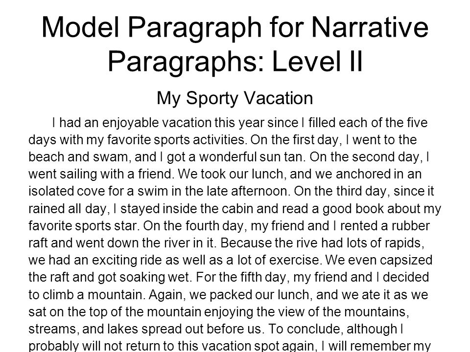 paragraphs How to write a good paragraph: a step-by-step guide  writing well composed academic paragraphs can be tricky the following is a guide on how to draft, expand.