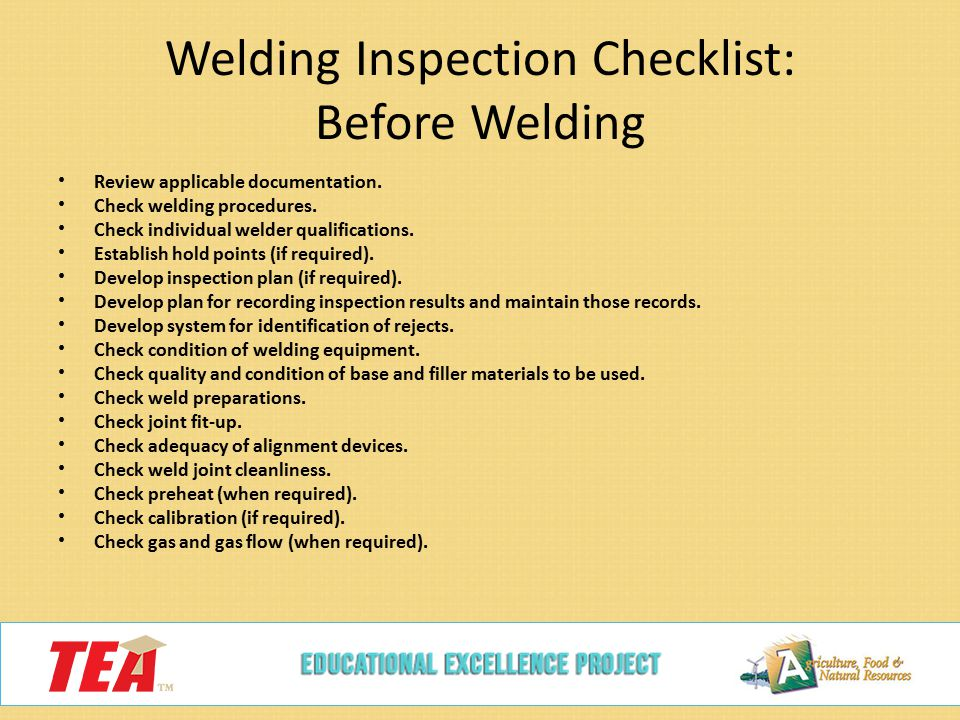 Weld Inspection Basics Ppt Video Online Download