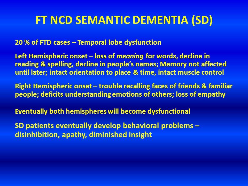 insight impairment dementia meaning