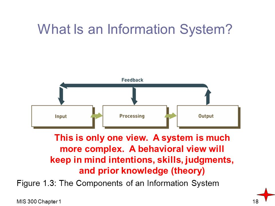 What Is an Information System