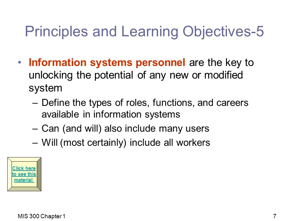 Principles and Learning Objectives-5