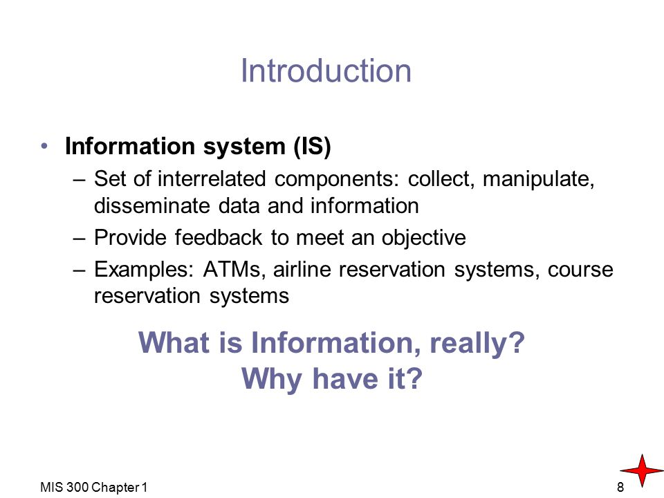What is Information, really Why have it
