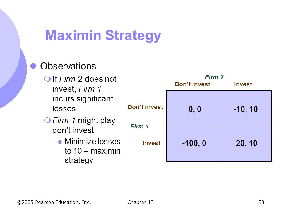 Decision analysis 1: maximax, maximin, minimax regret youtube.