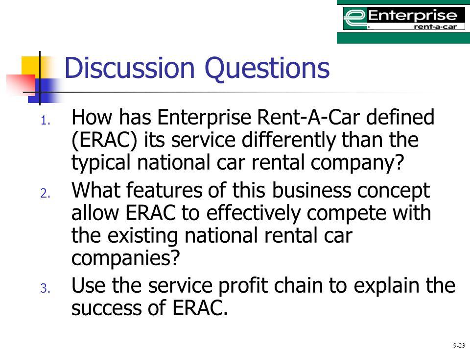 Enterprise Rent A Car Rental Age