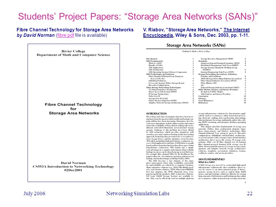 Computer Networking Projects Pdf