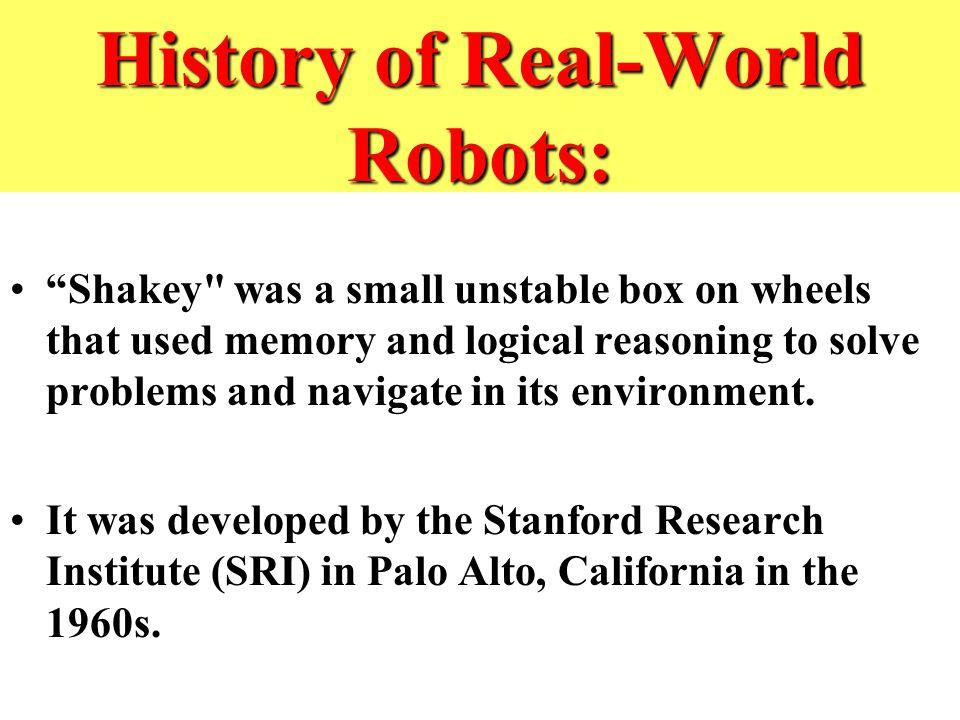 Short History of Robotics - ppt download