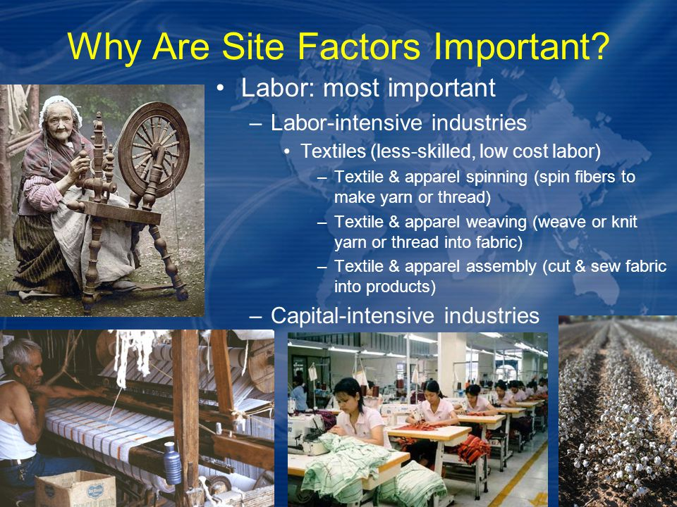Why Are Site Factors Important