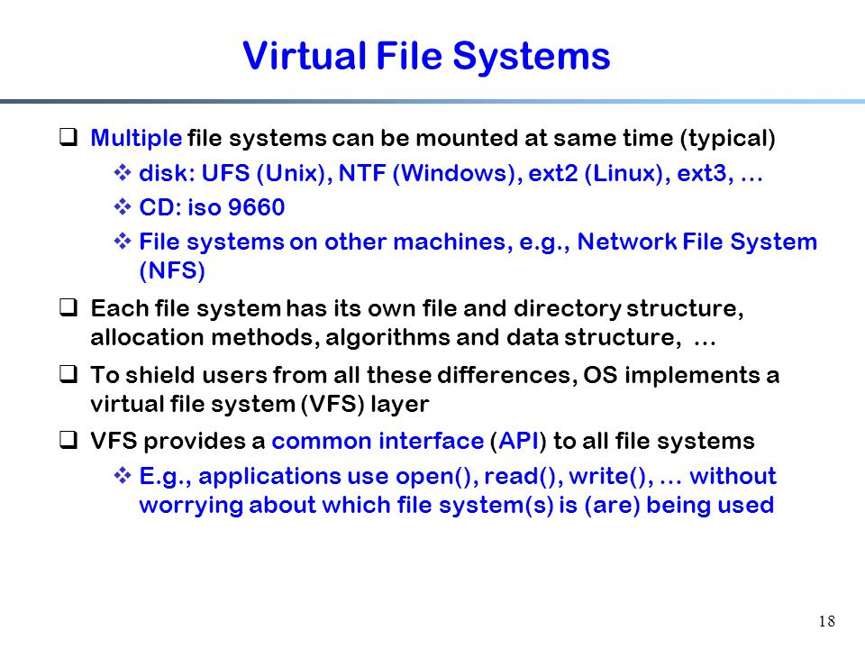 CMPT 300: Operating Systems I - ppt video online download