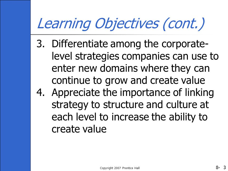 learning organizations in a global environment