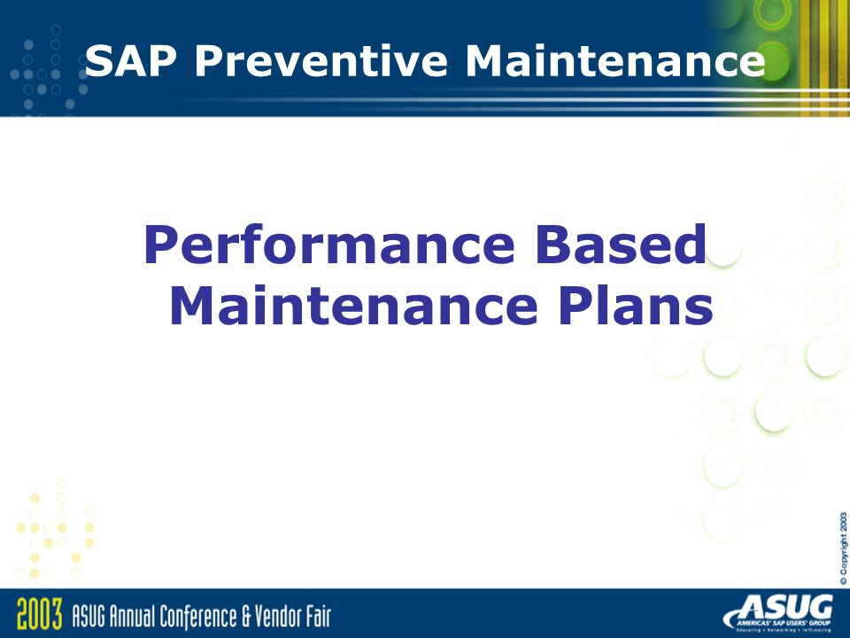 how to create maintenance strategy in sap pm