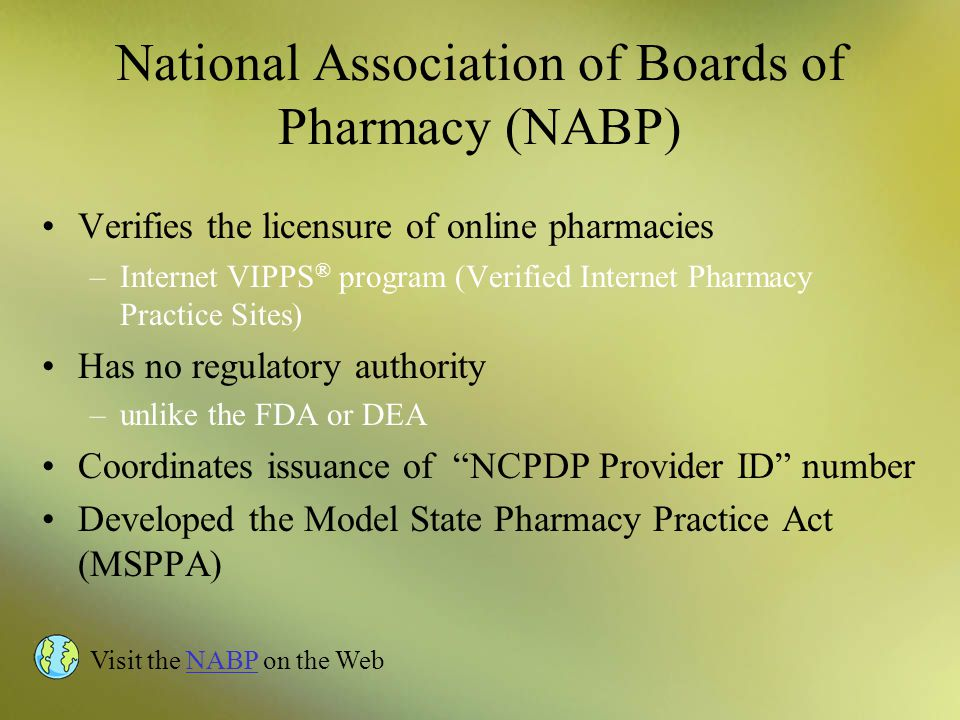 Pharmacy Law Regulations And Standards For Technicians Ppt Download