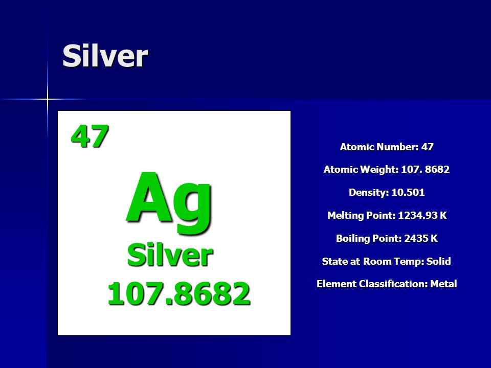 Silver, Fighting Bacteria One Cell Membrane at a Time - ppt