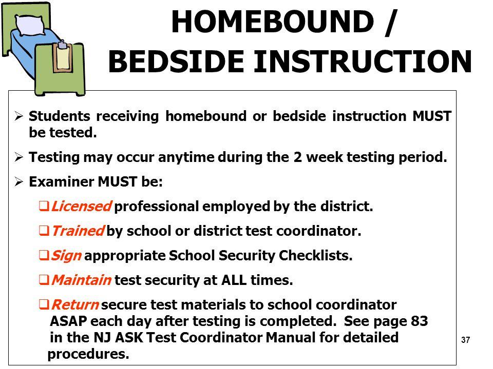 welcome district test coordinator training ppt download rh slideplayer com 7th Grade Math Reference Sheet NJ NJ Ask Sucks