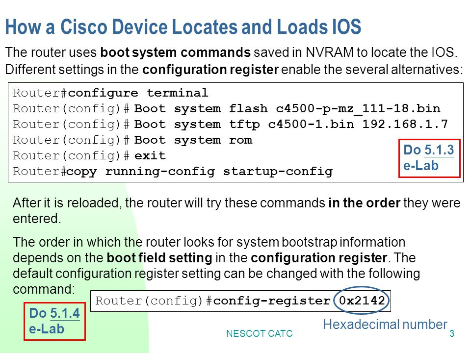 Managing Cisco IOS Software - ppt video online download