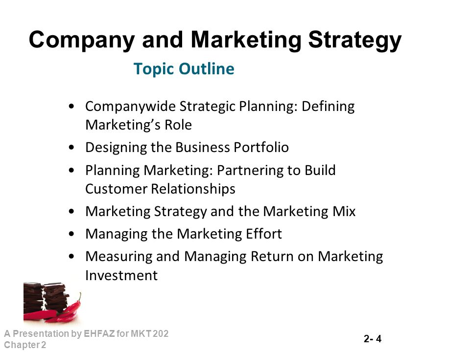 what is the purpose of the marketing mix