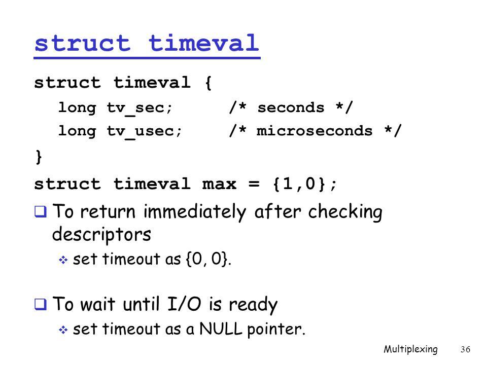 Lecture 8 UDP Sockets & I/O Multiplexing - ppt download