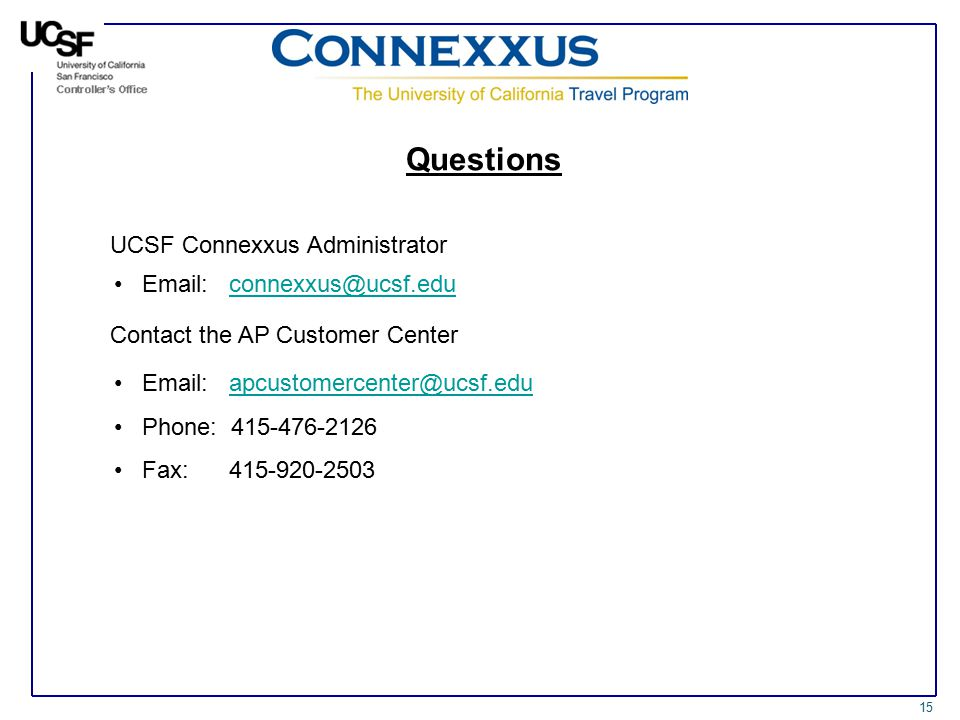 INTRODUCTION TO CONNEXXUS - ppt video online download