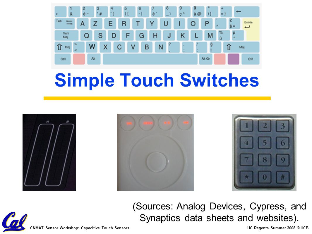 1975 Capacitive Touch Switches In Use Ppt Video Online Download Simple Switch Circuit Using Transistor 14 Sources