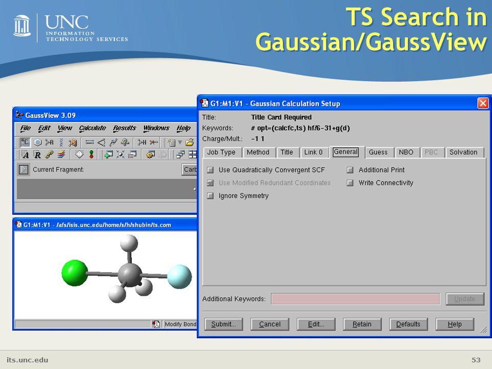 Gaussian & GaussView Shubin Liu, Ph D  Research Computing