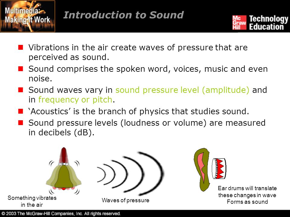 Chapter 5-Sound  - ppt download