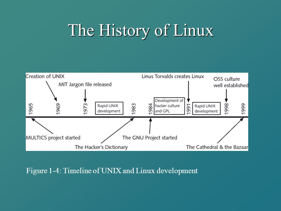 Chapter One Introduction to Linux  - ppt video online download