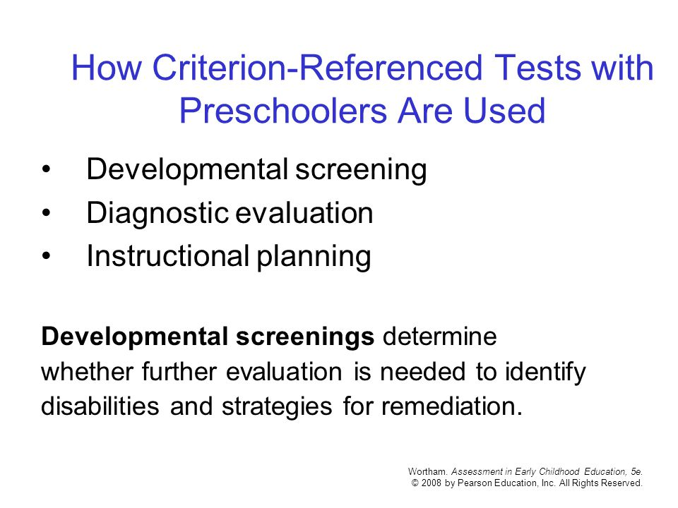 CHAPTER 4: Using and Reporting Standardized Test Results - ppt video