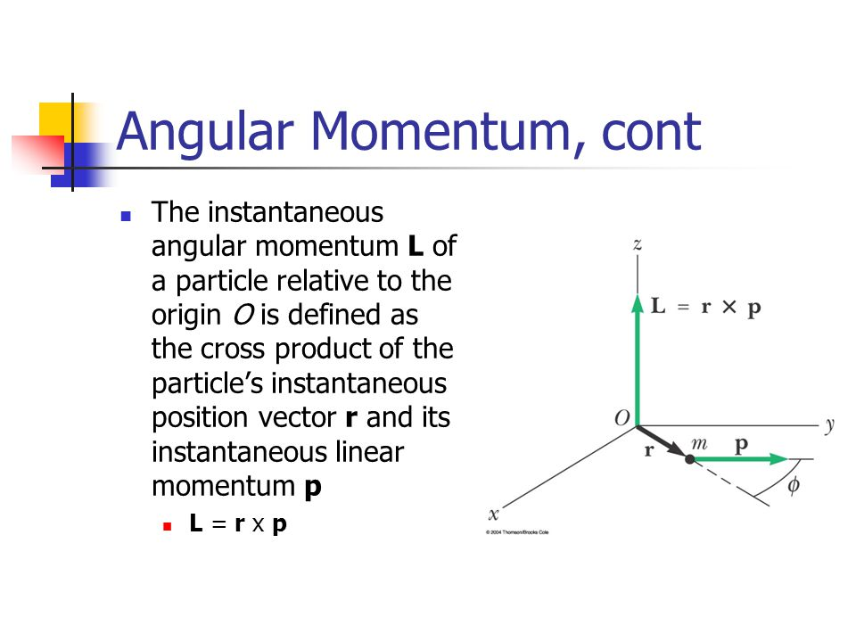Chapter 11 angular momentum ppt video online download 14 angular momentum ccuart Images