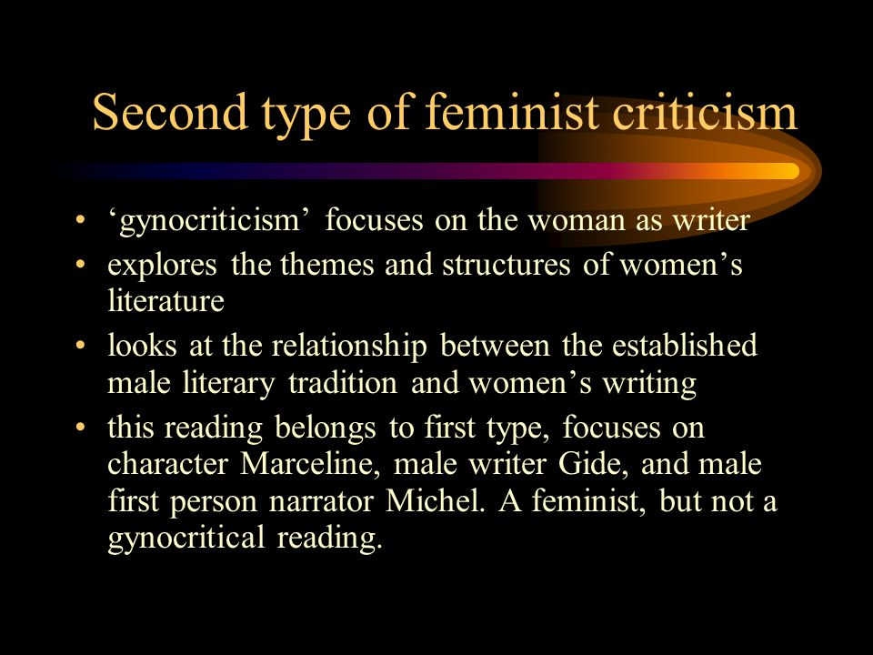 themes of feminism in literature