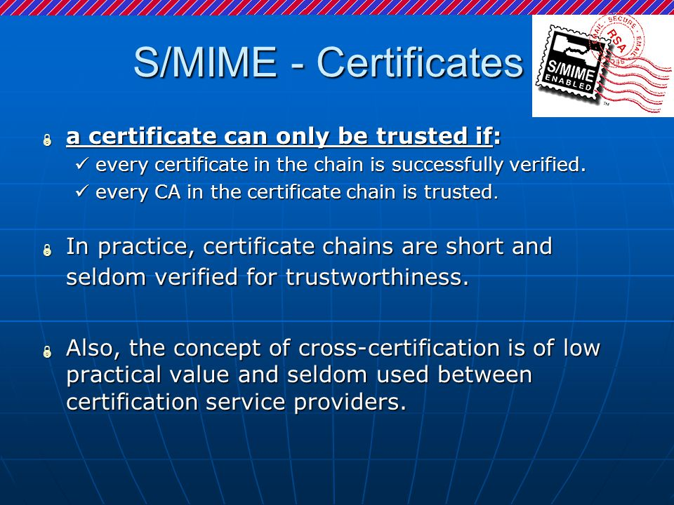 Smime Ppt Video Online Download